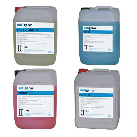 Anti Germ Genel Yüzey temizleyiciler