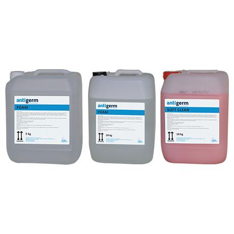 Anti Germ Sıvı sabunlar ve Köpük sabunlar