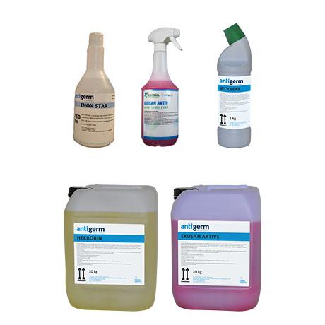 Anti Germ WC ve Banyo Temizleyiciler